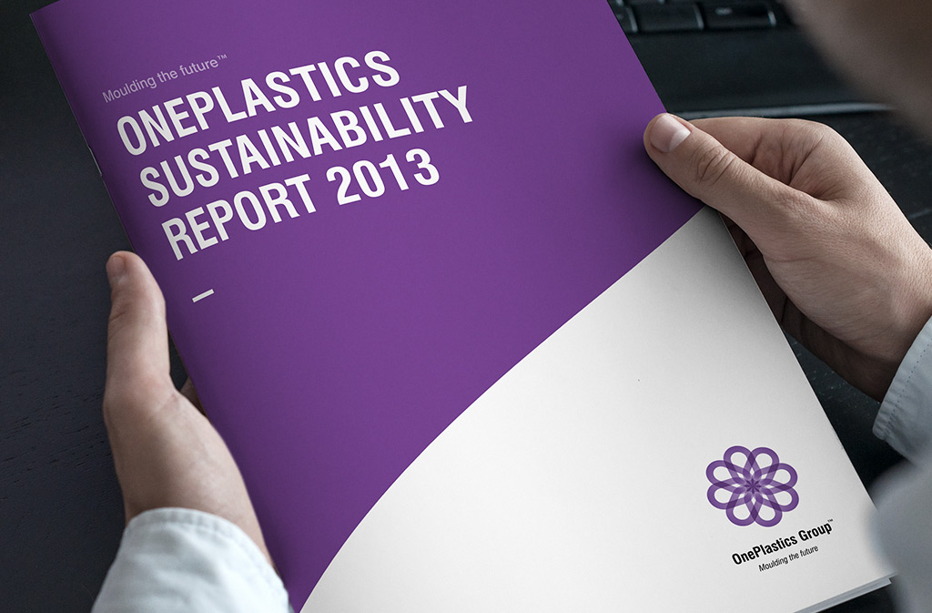 The OnePlastics Sustainability Report